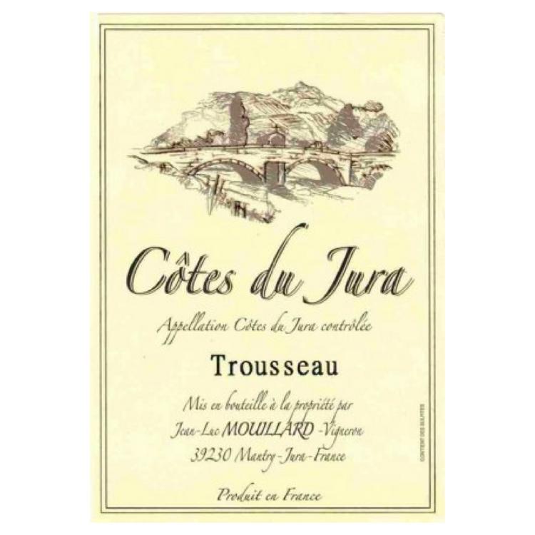 Domaine Jean-Luc Mouillard Côtes du Jura Trousseau 2014 France - $30