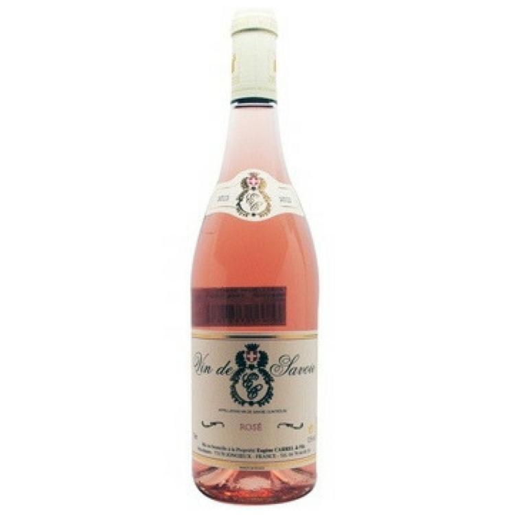 Domaine Carrel Vin de Savoie Rosé Jongieux 2016 France - $15