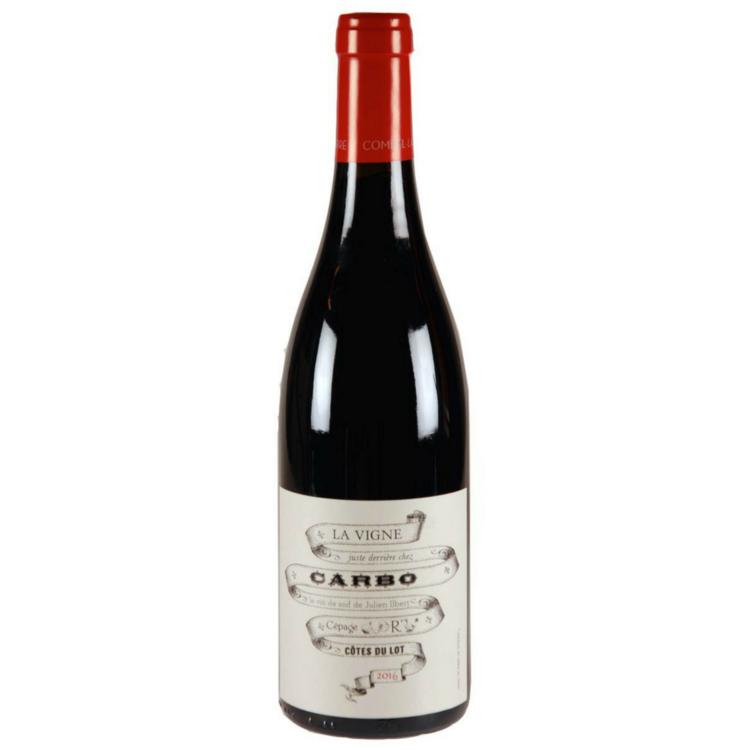 Combel La Serre Côtes du Lot Carbo 2016 France - $24