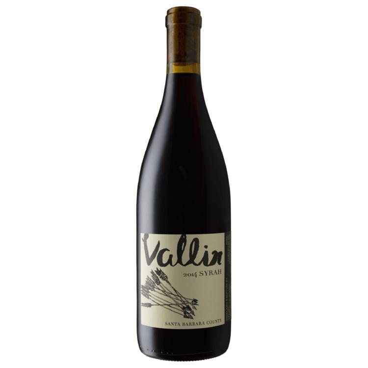 Vallin Syrah 2014 United States - $29
