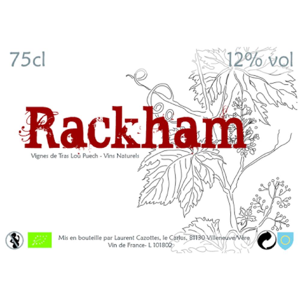 Laurent Cazottes Rackham 2016 France - $26