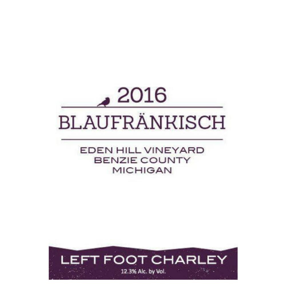 Left Food Charlie Blaufränkisch 2016 United States - $34