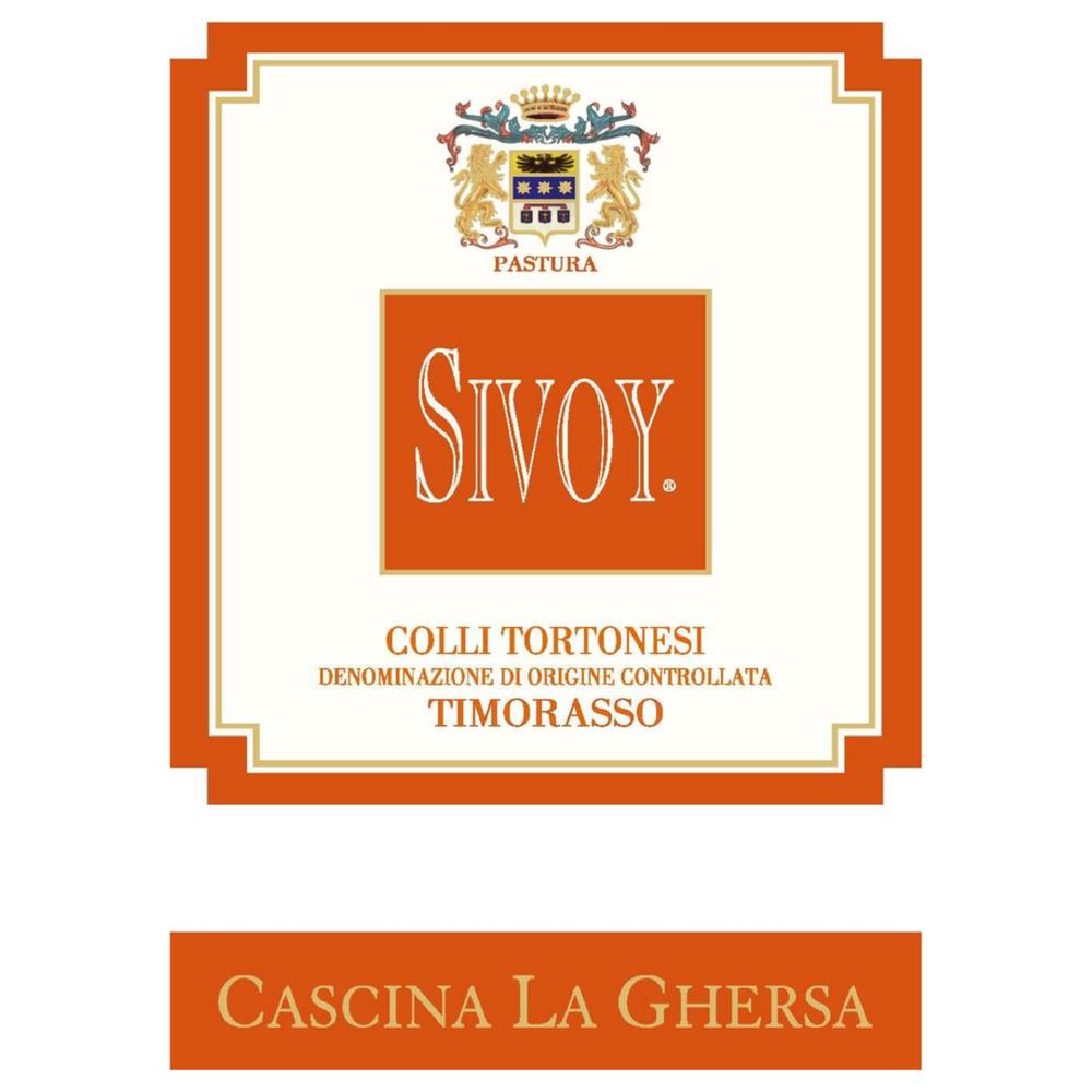 La Ghersa Colli Tortonesi Tomorasso Sivoy 2013  Italy - $30