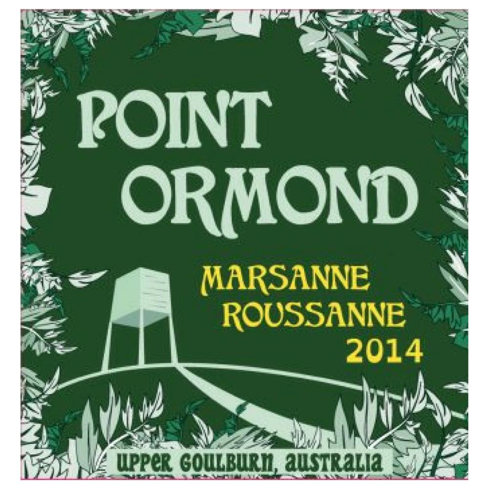 Point Ormond Marsanne & Roussanne 2014  Australia - $19