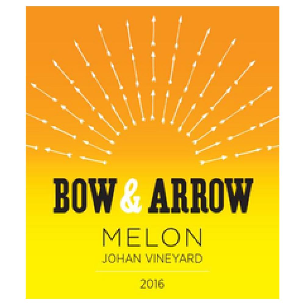 Bow & Arrow Johan Vineyard Melon 2016  United States - $20