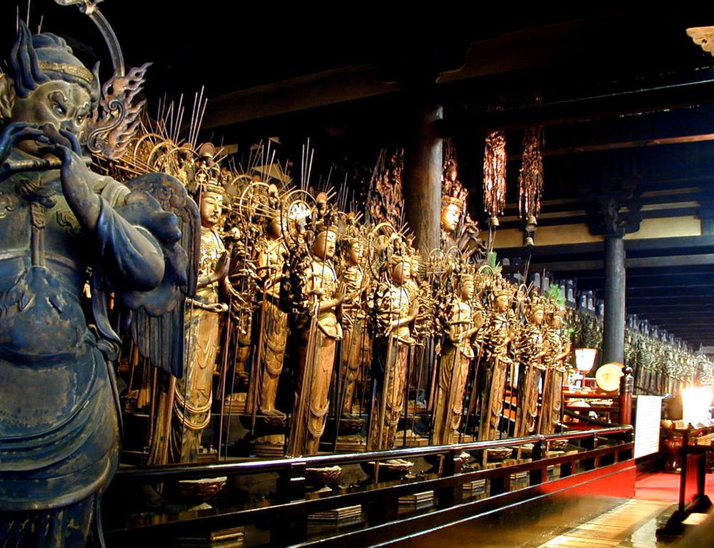 Kyoto Highlights Tour - Sanjusangendo