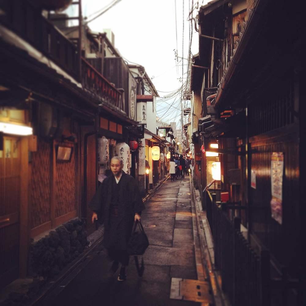 pontocho-alley