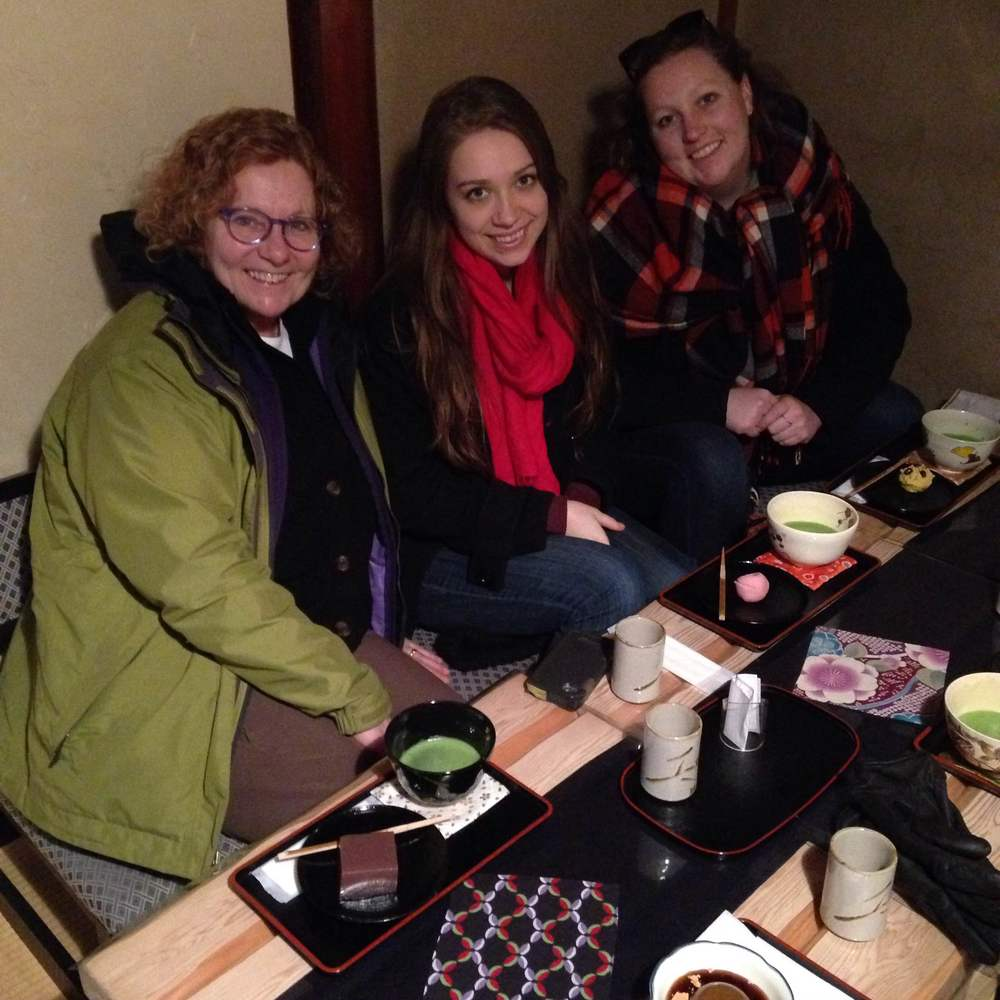 matcha tea house kyoto japan private tour