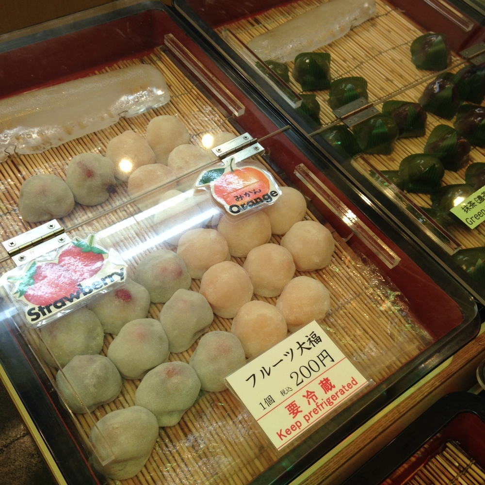 The BEST sweets in Kyoto