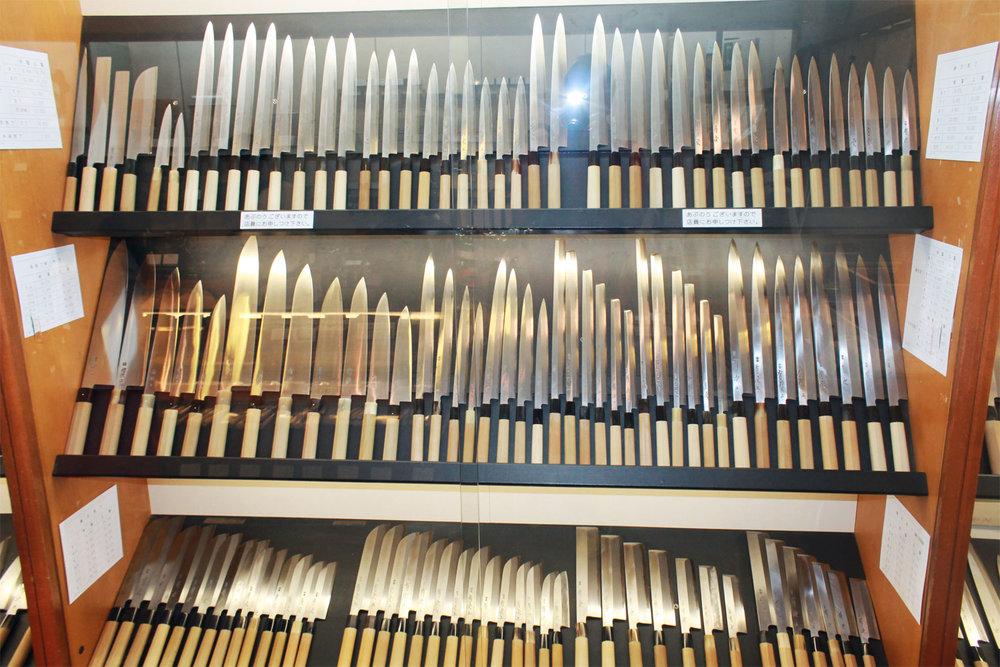 nishiki artisugu knives