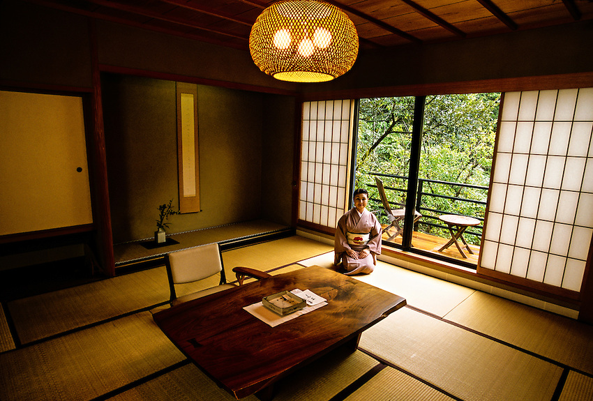 Overnight at a ryokan what to expect kyo tours japan for Design hotel japan