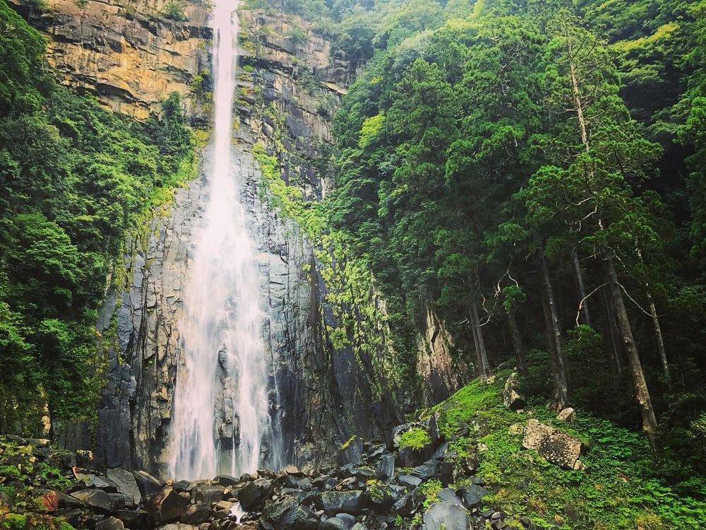 nachi waterfall wakayama