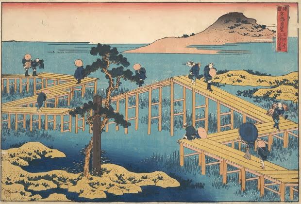 yatsuhashi bridge