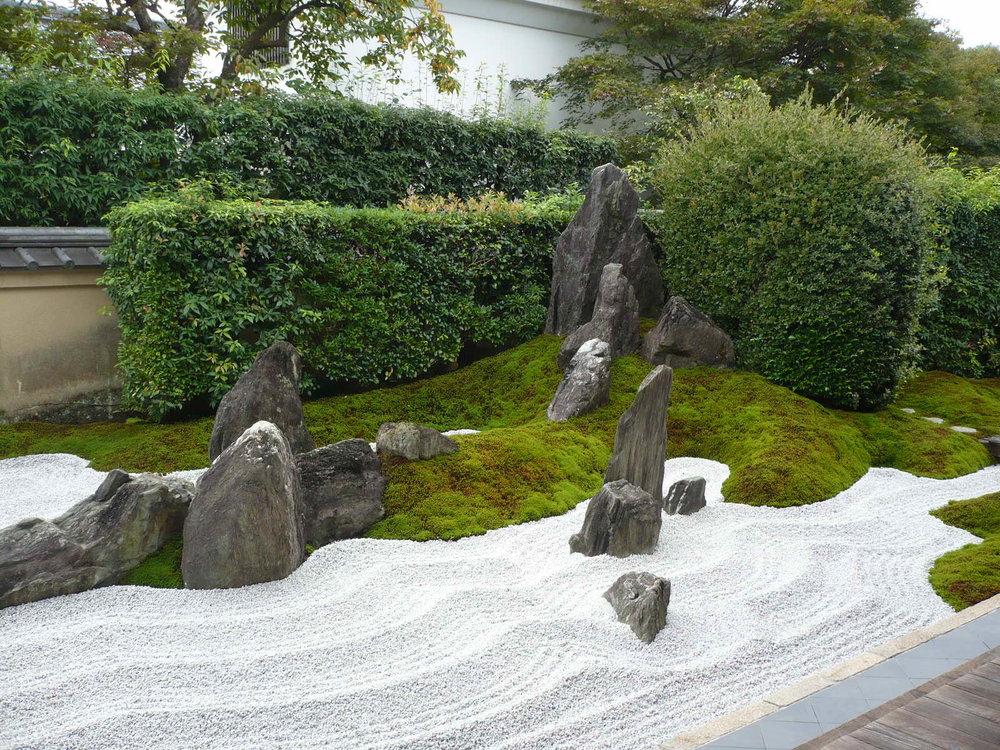 daitokuji garden
