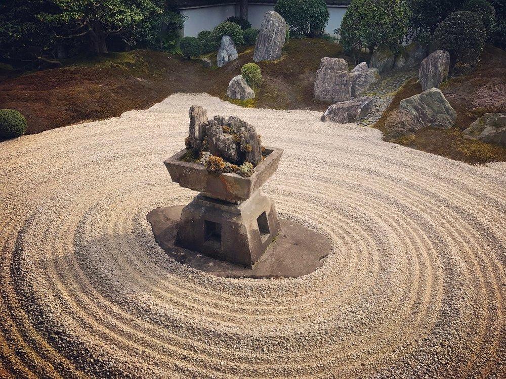 kyoto tofukuji karesansui kyotours