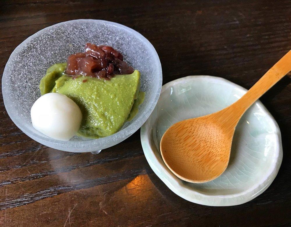 matsugae dessert kyotours