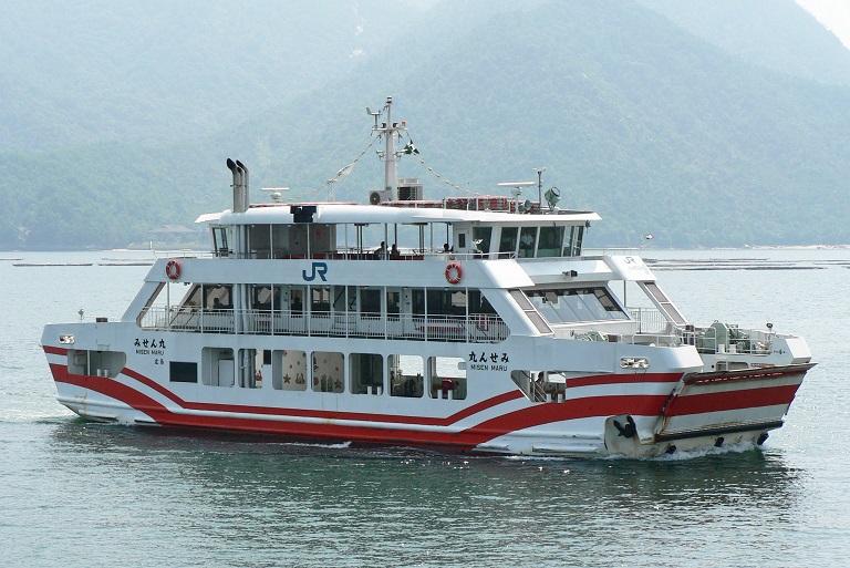 JRW_Miyajima_Ferry_Misenmaru1996.JPG