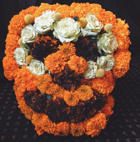 Mission de Flores | Dia de los Muertos