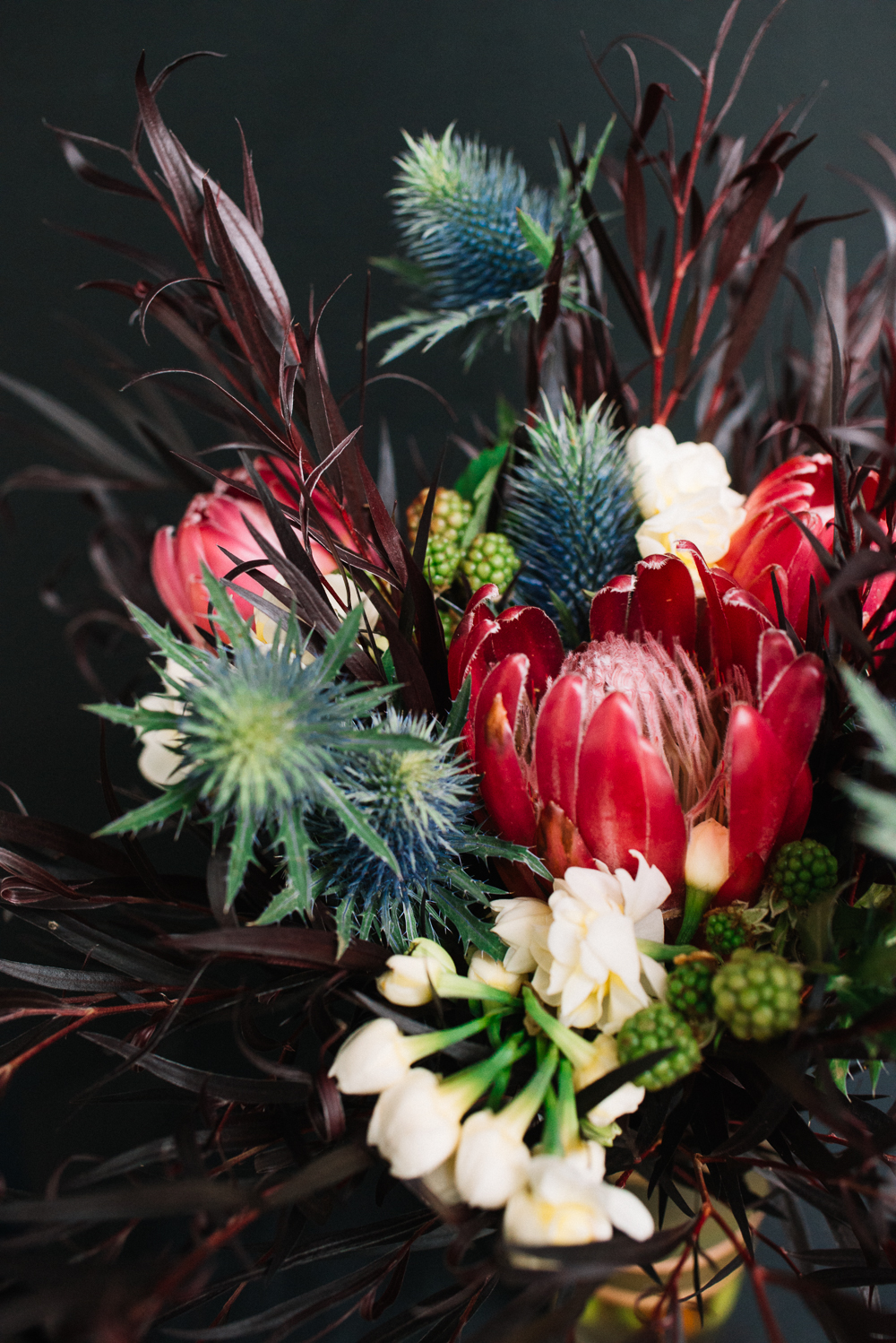 Mission de Flores | Floral Design Week 1/4/16