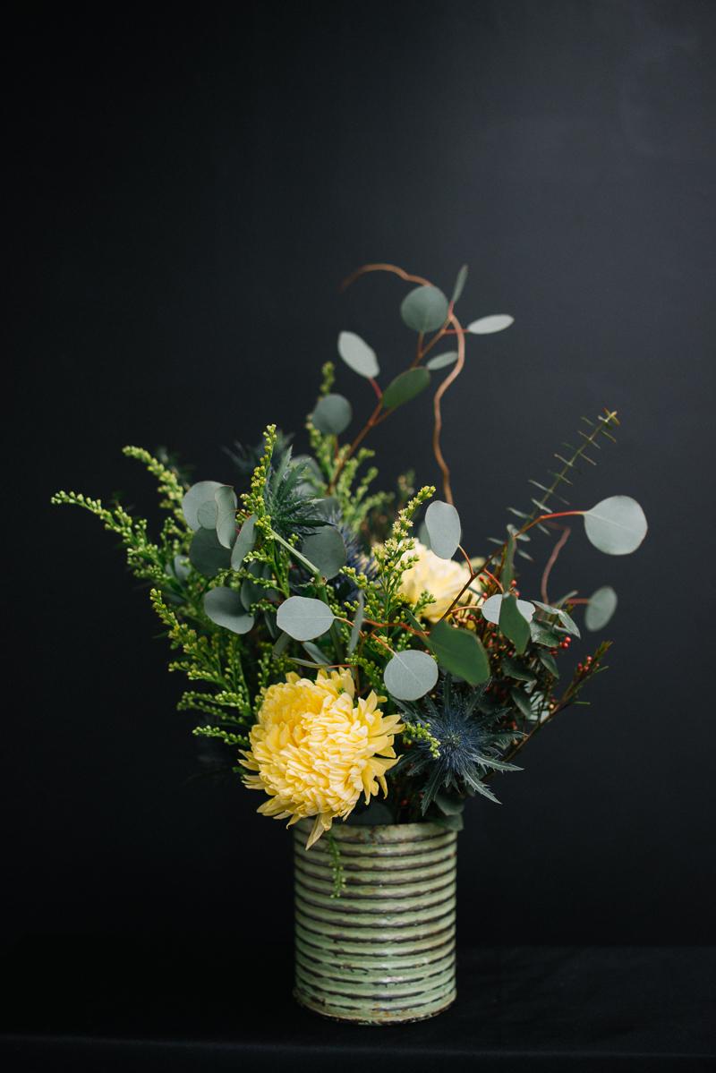 San Francisco Florist - Mission de Flores | Floral Designs 1/25/16