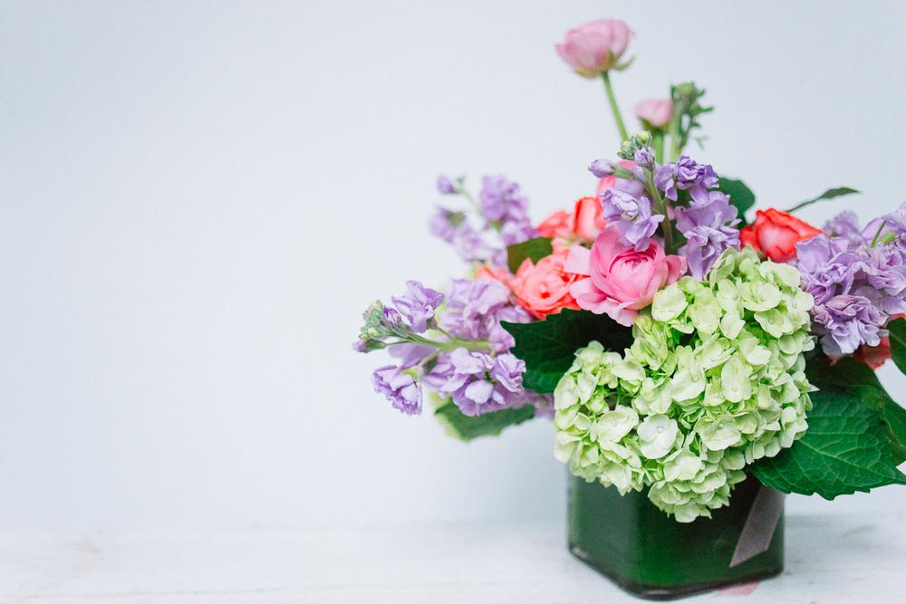 San Francisco Florist - Mission de Flores | Weekly Floral Design 1/25/16