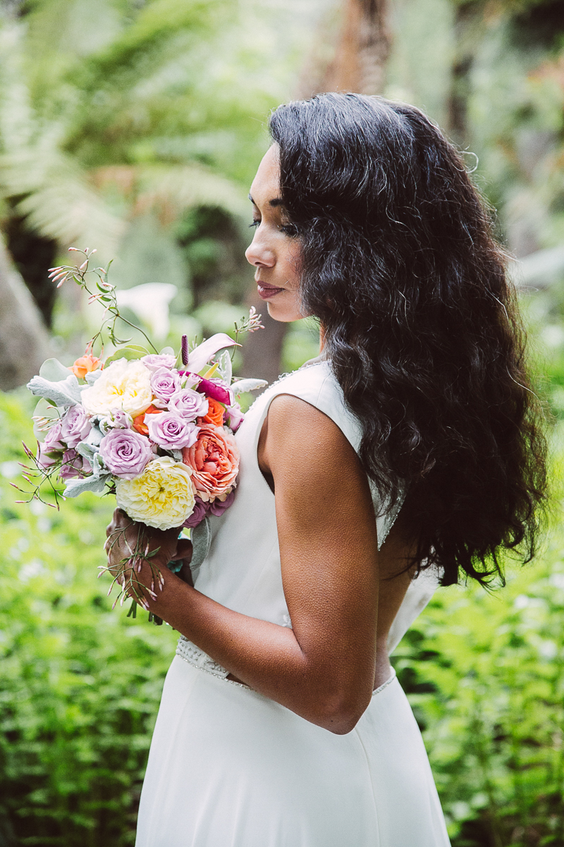 Mission de Flores Bridal Floral Accessories | San Francisco Wedding Florist