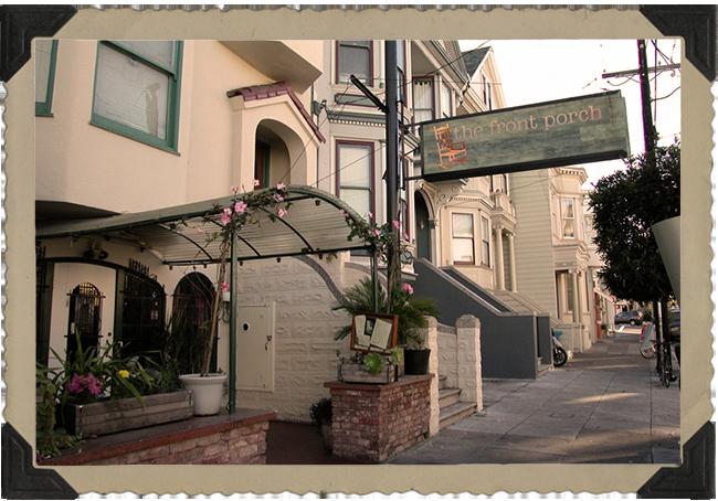 Photo via The Front Porch SF