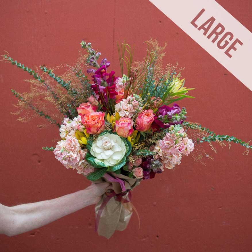 Mission de Flores Flower Subscription - LARGE ARRANGEMENT