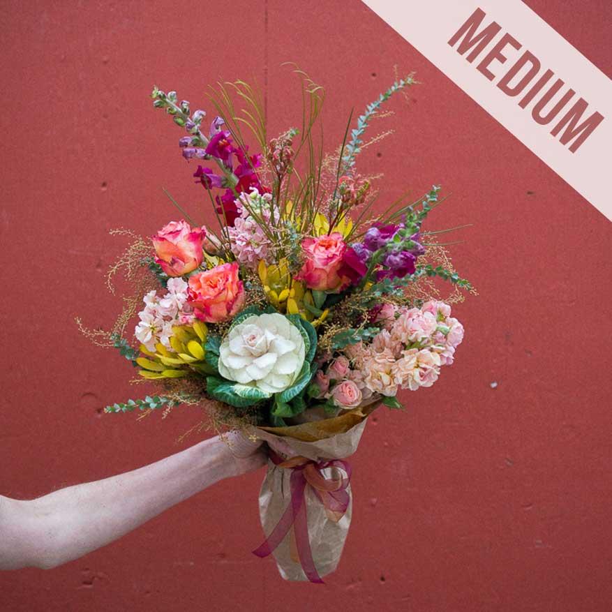 Mission de Flores Flower Subscription - MEDIUM ARRANGEMENT