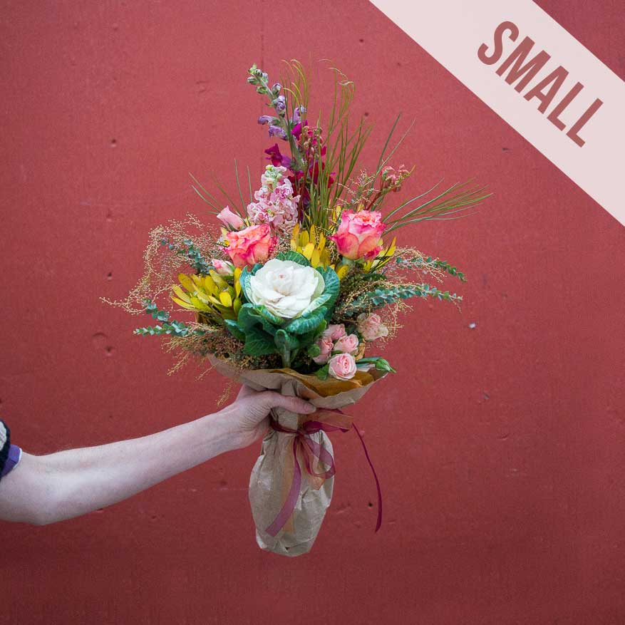 Mission de Flores Flower Subscription - SMALL ARRANGEMENT