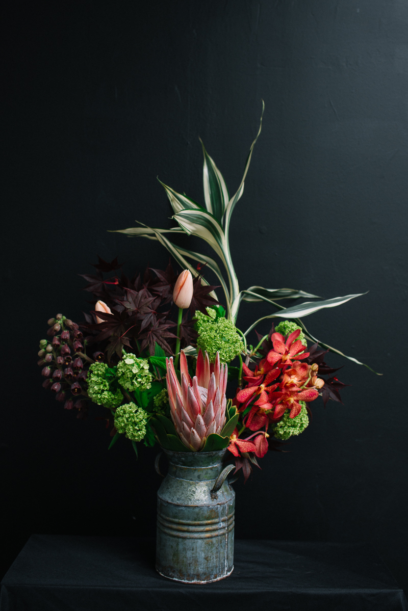 Mission de Flores | Floral Arrangement - SF Flower Shop