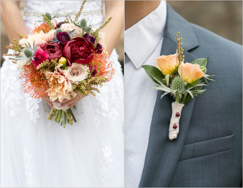 Mission de Flores | San Francisco Wedding Floral Design