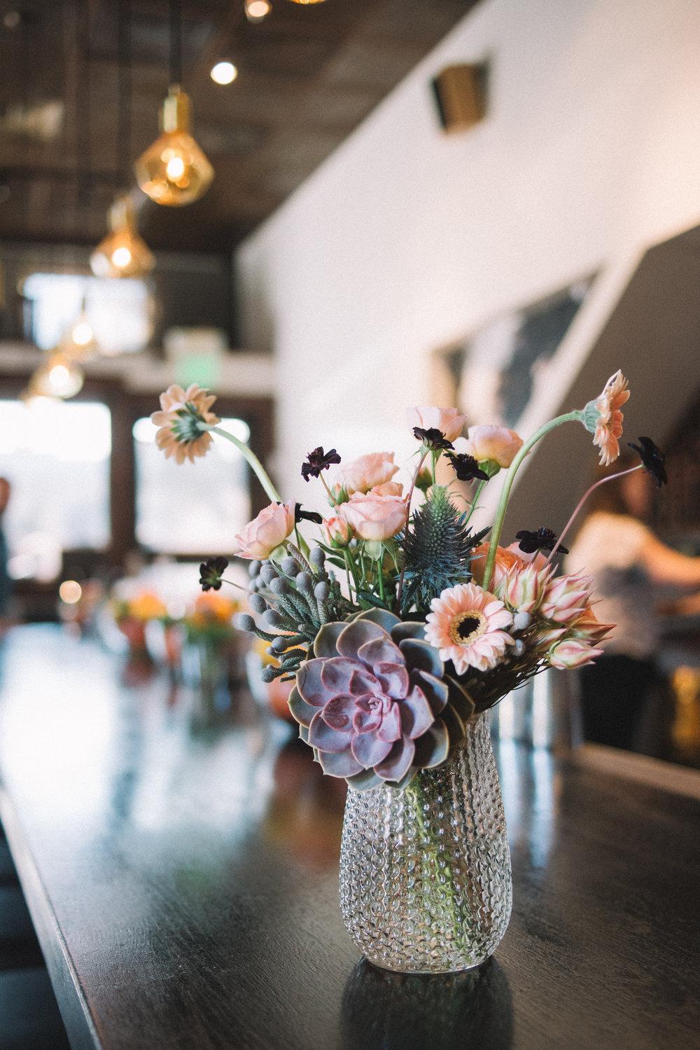 Mission de Flores | San Francisco Florist and Flower shop
