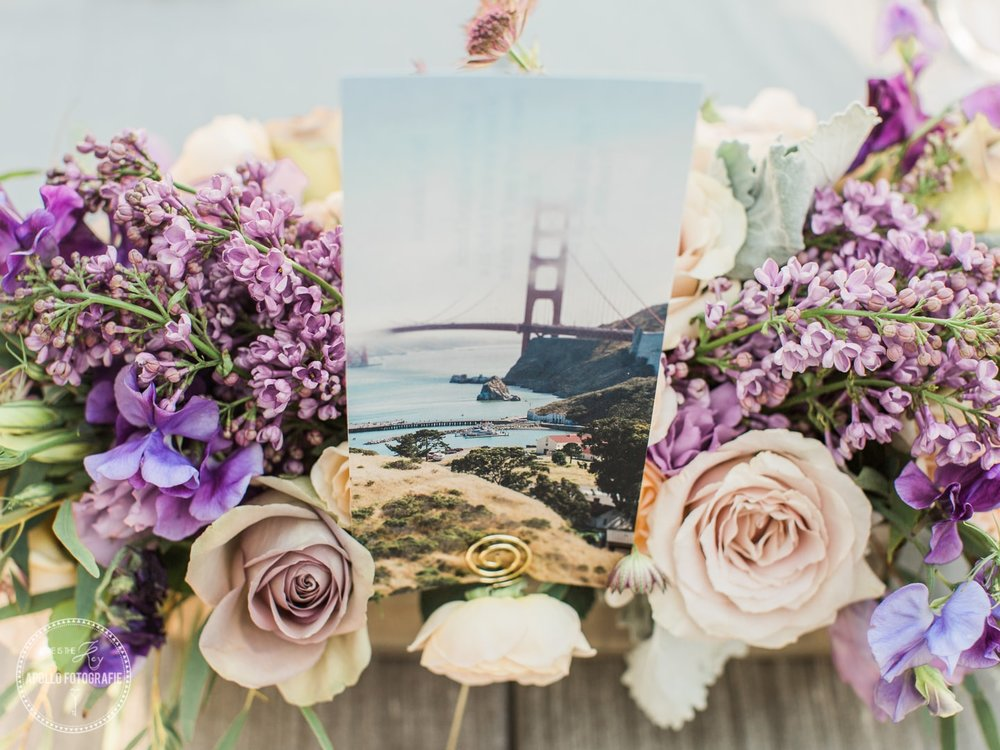 Mission de Flores San Francisco Wedding Florists