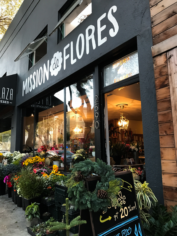 Mission de Flores Flower Shop