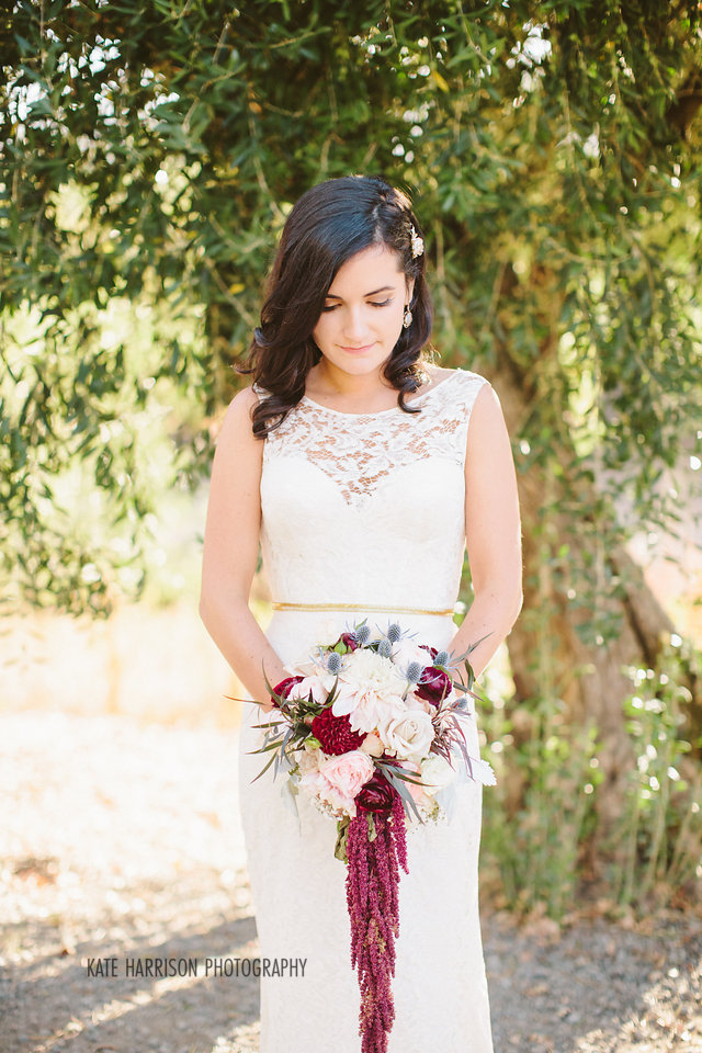 Mission de Flores | San Francisco, Bay Area Wedding Florist