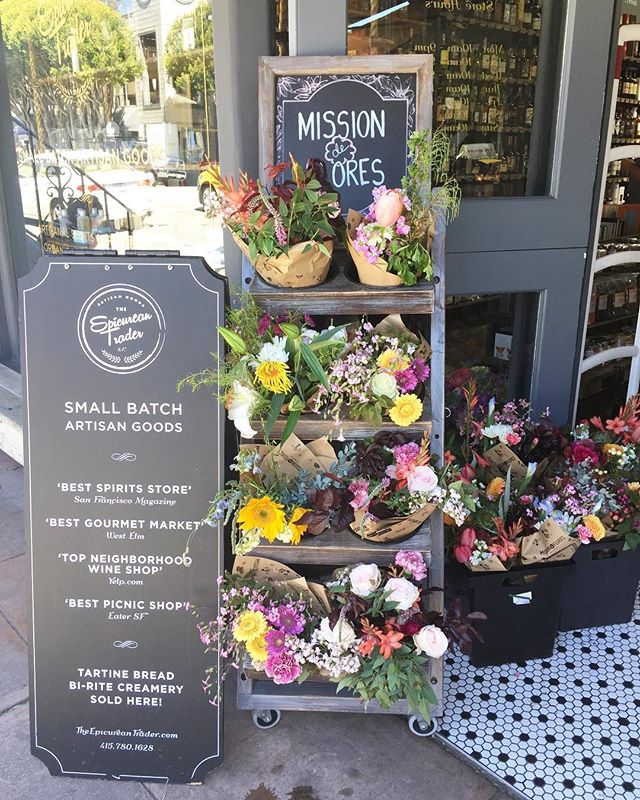 Did you grab one of our blooming bouquets from our shop on Folsom or at the epicurean trader for mom? Tag us! We love seeing all the ways we helped celebrate mom. Oh, and don't forget! There are still spots left in our succulent workshop if you need a belated moms day gift. The link is in our bio. . . . . #missiondeflores #mothersdaygift #mothersdayflowers #sfgirl #sfmom #theepicureantrader #epicureantrader #sfmission #missiondistrictsf #themission #themissiondistrict #sf #folsomstreet #sfpeople #peopleofsf