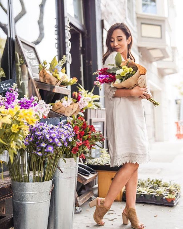 We love when @chiccandidphotography shoots our shop ❤️ Caught in a daydream ❤️ Stop by our place in the mission and snap one for yourself! We love sharing your photos on our feed🌻 . . . . #missiondeflores #sfmissiondistrict #sfmission #sfpeople #sfgirl #flower_daily #flowershop #flowershopping #flowers #missiondistrict #missiondistrictsf #sf #sanfrancisco #sanfranciscolove