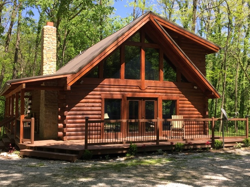 Sugar Creek Retreat - Cabin