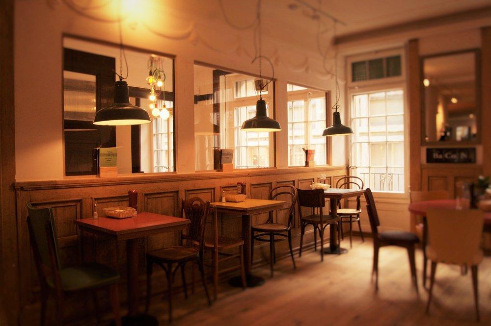 Restaurant Lausanne Cosy