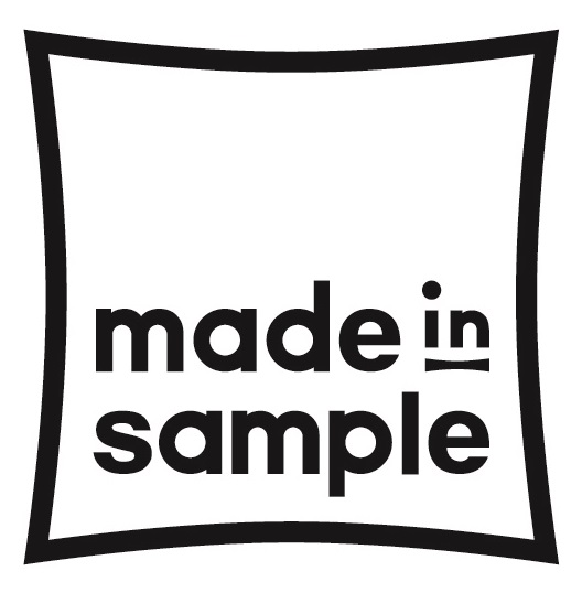 made in sample