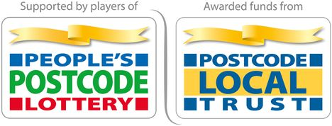 Postcode Local Trust is a grant-giving charity funded entirely by players of People's Postcode Lottery.