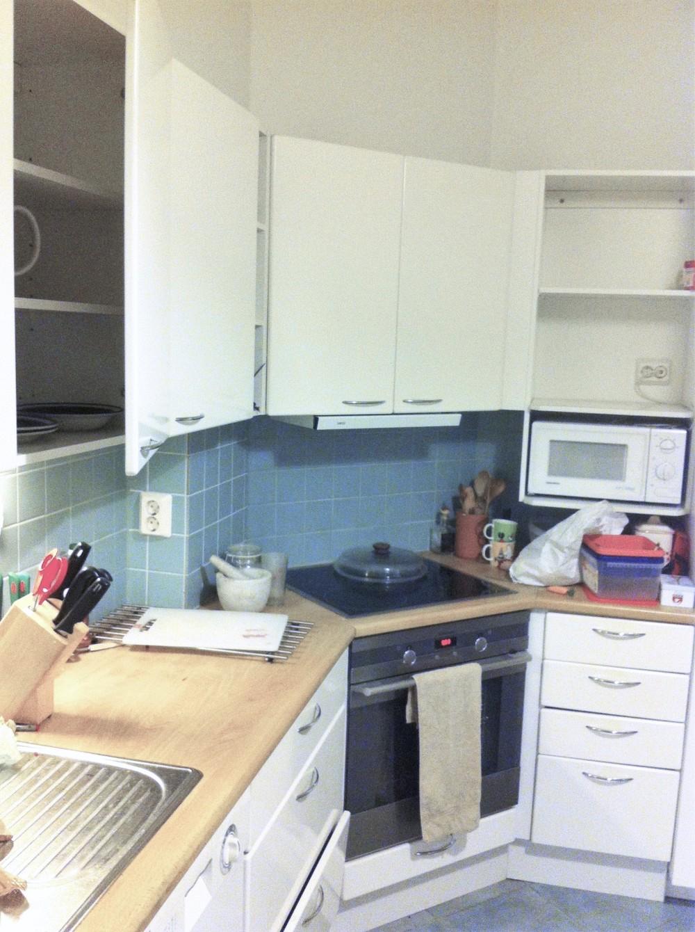 Vanha keittiö ennen remonttia.JPG