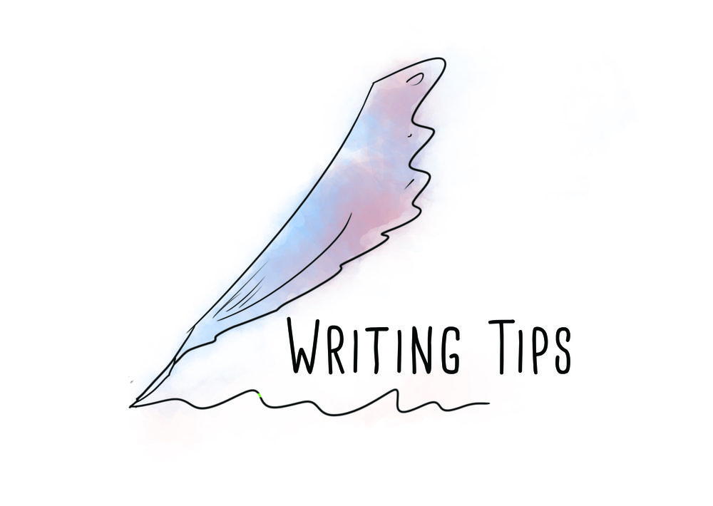Writing Tips - Writing tips for prose: usually YA and Fantasy related, and comic writing.