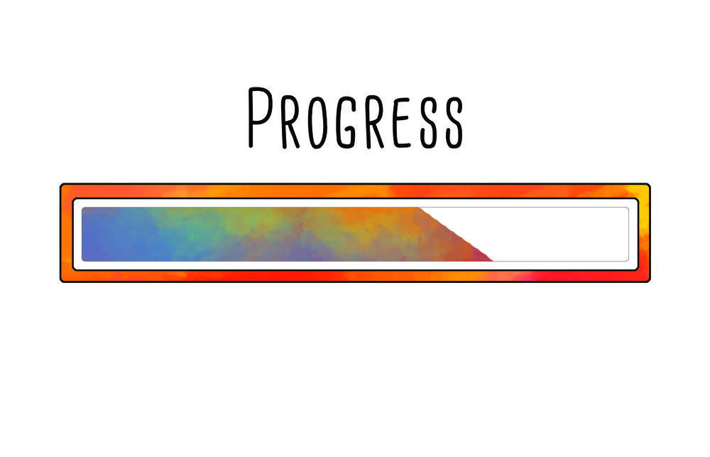 Progress... - What is Jenn up to? Find out here - Subscribe if you want the news delivered straight to your email!