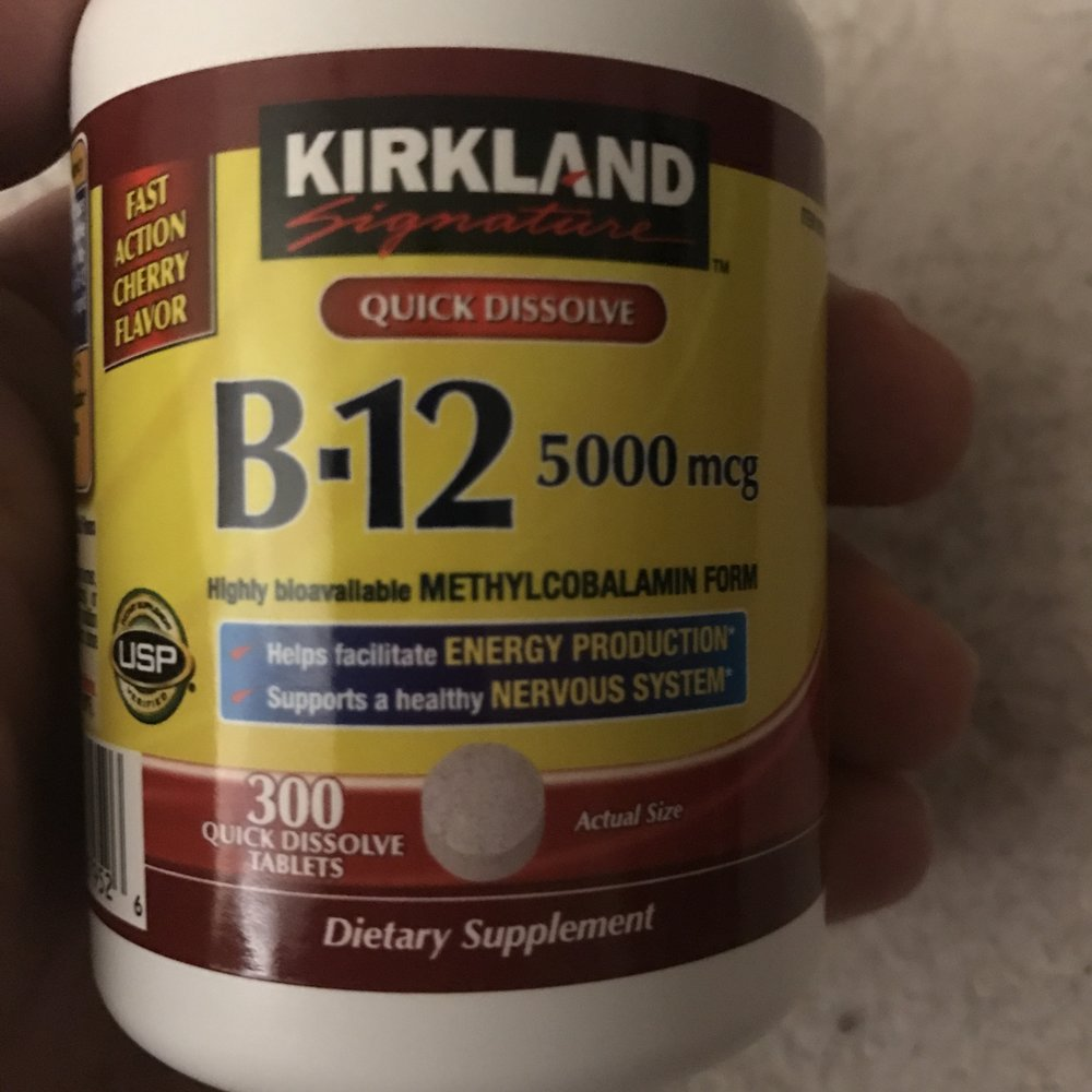 B-12 Supplement
