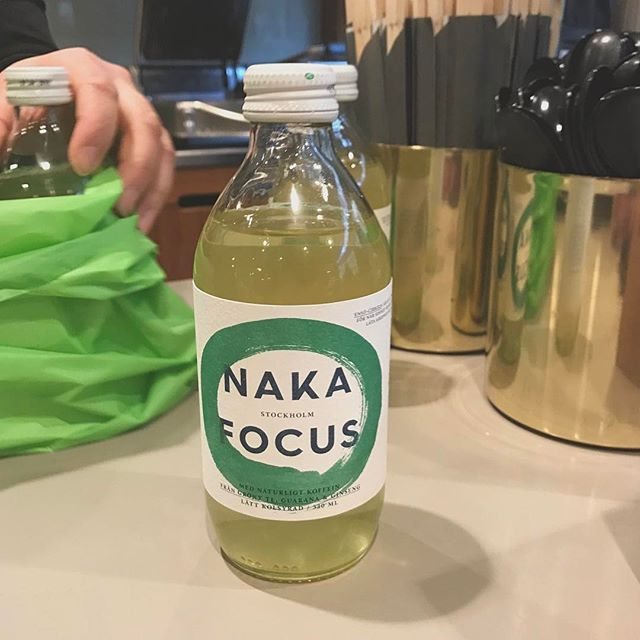 Today we started selling at @paniniinternazionale! The first 50 customers get a free bottle. So hurry, go grab lunch and a free Naka Focus.👍 #nakafocus #energydrink #greentea #lunch #stockholm #allfocusnocrap #drinktothink