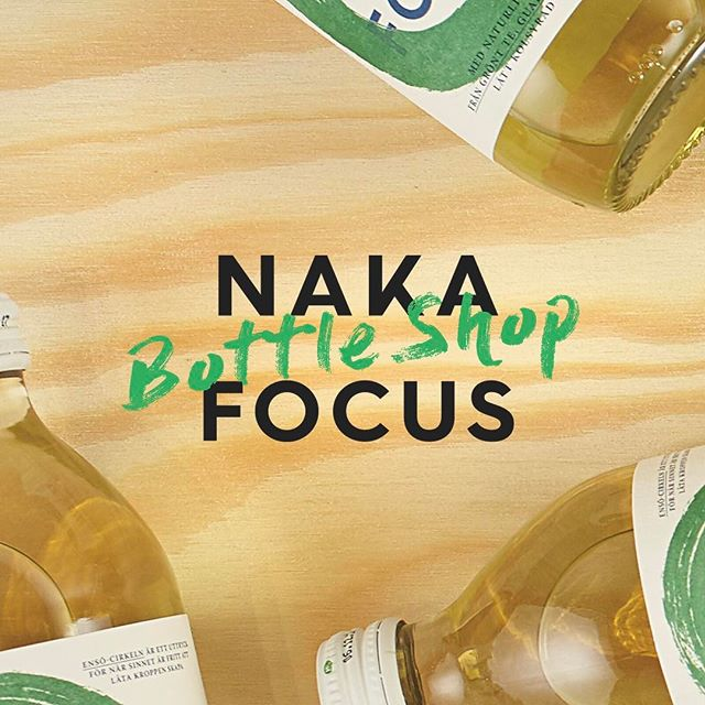 🏮Our new Bottle Shop is open at shop.nakafocus.se!🏮 Get 100 SEK off by signing up to our newsletter on nakafocus.se
