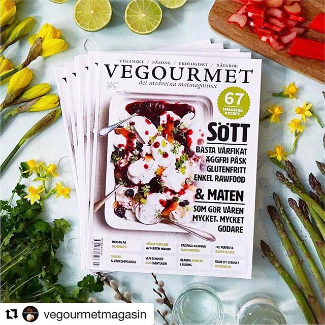 """The drink has an unusual taste, unlike any other drink on the market... we got hooked instantly."" -The latest issue of @vegourmetmagasin #nakafocus #greentea #energydrink #mindboost #drinktothink"