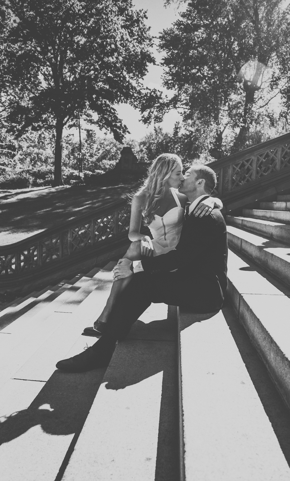 Christine Furber Central Park Engagement Photographer Nicole Mondestin Photography